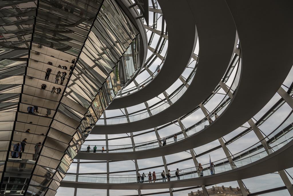 BERLINO: Visita al Reichstag e alla cupola di vetro