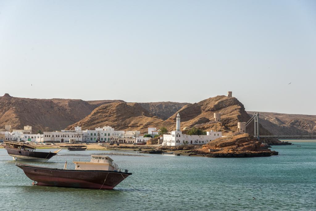 Itinerario in Oman – Rotolando verso Sur