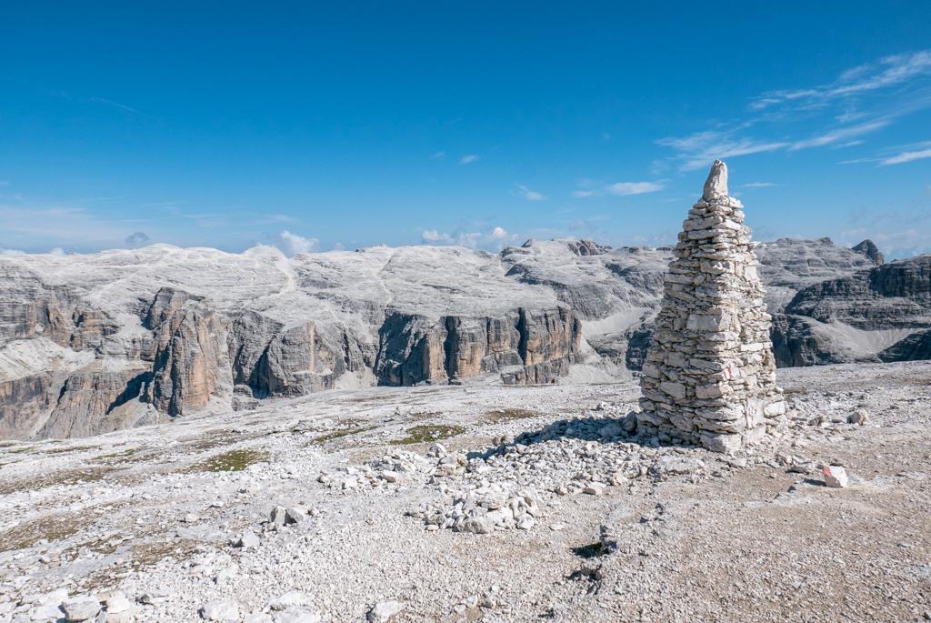 Escursione sulla Terrazza delle Dolomiti – dal Sass Pordoi al Piz Boé