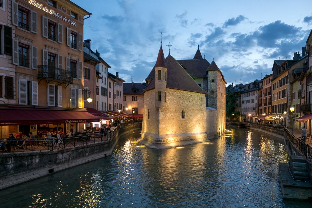 Annecy, la Venezia francese
