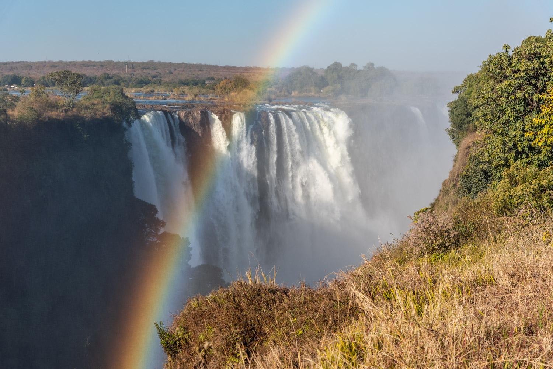 Victoria Falls, il fumo che tuona