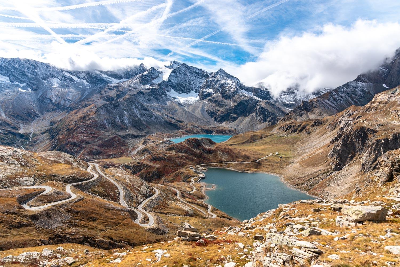 Colle del Nivolet, un paradiso tra Piemonte e Valle d'Aosta