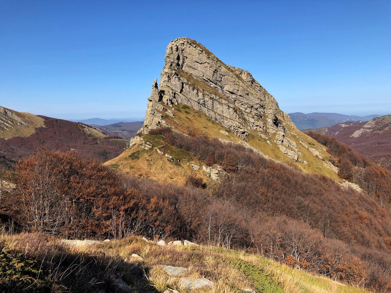 Trekking in Appennino, dai Lagoni alle Capanne di Badignana
