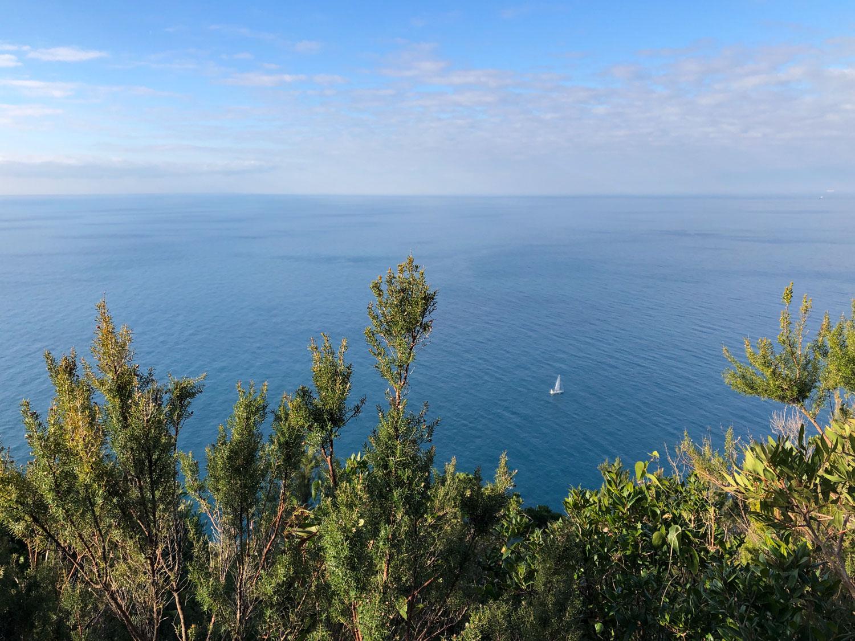 Trekking in Liguria, anello Camogli – San Fruttuoso passando per il Passo del Bacio