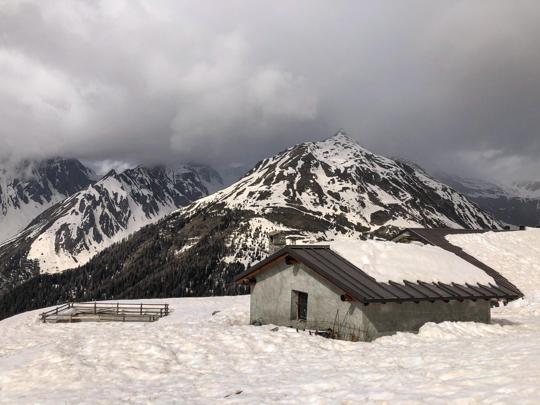 Valle d'Aosta – Escursione in Valdigne, Alpeggio Tramail Des Ors