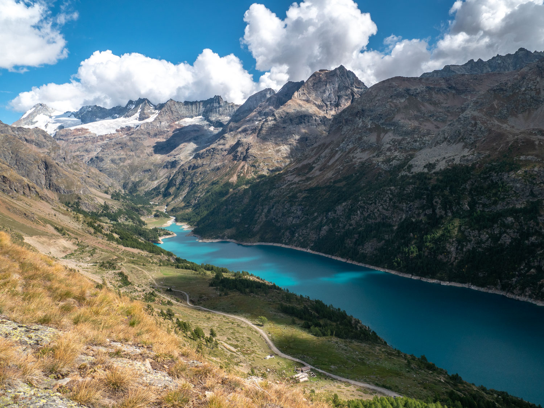 Bionaz, anello dei laghi: Lago di Mount Rouss, Lago Lungo – Lago Morto