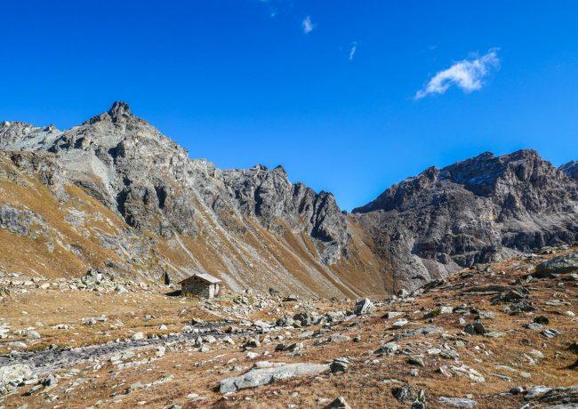 Valle di Saint Barthelemy: da Porliod al Rifugio Reboulaz passando per l'Oratorio Cuney